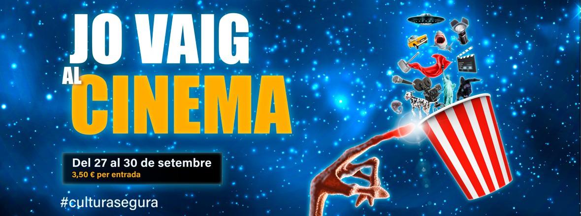A - VAIG AL CINEMA