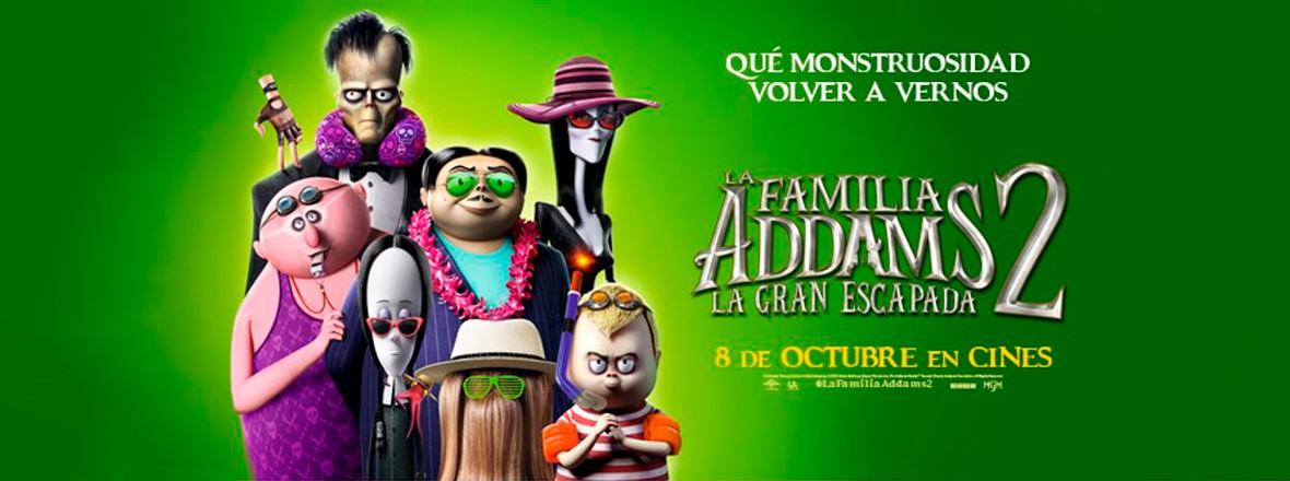 F - LA FAMILIA ADDAMS 2 ATMOS