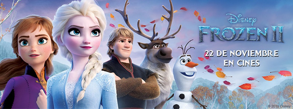 A - FROZEN II AT