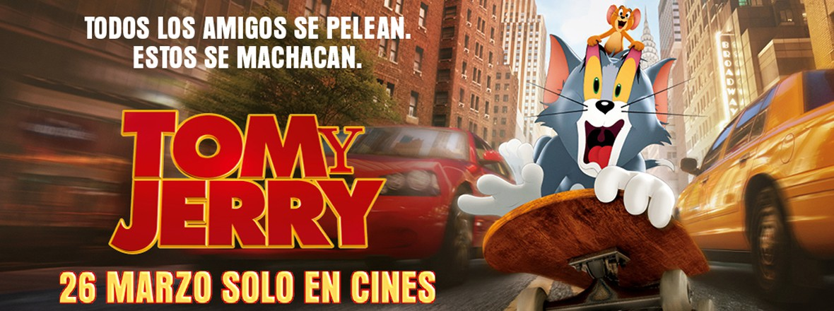 F - TOM Y JERRY CAT